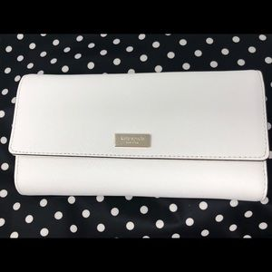 Kate Spade Newbury Lane Leather Wallet NWT Rare!